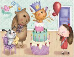 ilustraciones de libros infantiles - Ana Cecilia Chaverri - Álbumes web de Picasa