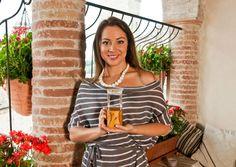 """Adriana Kucerova vincitrice dell'edizione 2011 del Premio Monini """"Una Finestra sui Due Mondi"""" Portraits, Tops, Women, Fashion, Moda, Fashion Styles, Head Shots, Shell Tops, Fashion Illustrations"""