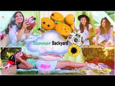 The Best Video Courses Hands Down Summertime Ladies Evening Get together!   Do-it-yourself Treats, Outfits, Decorations + a lot more