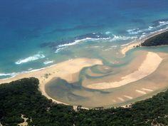 Kosi Bay Northern Natal South Africa
