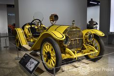More Fantastic Automobiles at The Petersen