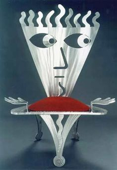 Mr. Chair by Christopher Royal