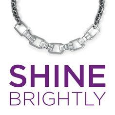 "lia sophia jewelry — ""Regency"" statement necklace"