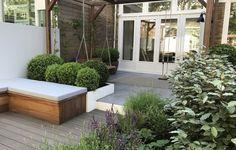 Dream Garden, Home And Garden, Garden Styles, Go Outside, Garden Inspiration, Tiny House, Terrace, Patio, Landscape