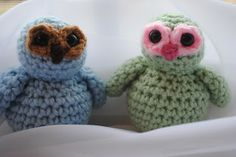 Crafty Expressions: Little Owlie Pattern for free!
