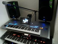 Yamaha tyros 5 in great condition