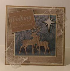 Christmas card noor design