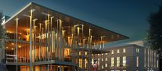 Perm Opera and Ballet Centre :: Henning Larsen Architects