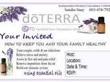 Image result for doterra raffle cards