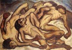 ''Los Niños Muertos'' Oswaldo Guayasamin