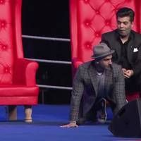 In what was one of the most brutally honest events involving Bollywood, All India Bakchod a comedy group made fun of Karan Johar's alleged gay status. With so many jokes and speculations on Kjo's sexuality, this was the closest Karan Johar came to admitting he was gay. What do you think? itimes.com