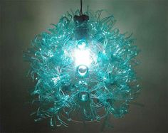 Lamp  #light #recycle #lamp #reuse #inspiration