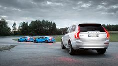 TMS Volvo Midlands | Polestar launches Performance Optimisation for the new Volvo XC90