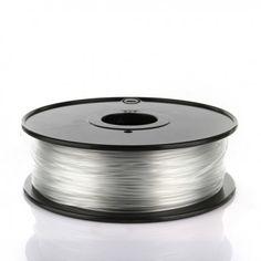 Filamento PETG Natural http://filgram.com/productos/filamento-petg-natural Impresion 3D