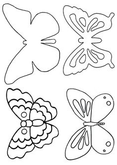 Printable Felt Animal Patterns | This template: (Click on it, let it load to its full size, then Right ...