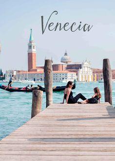 Guía de Venecia con niños