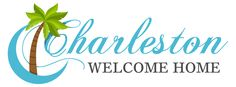 This is the new logo for the website www.charlestontwelcomehome.com