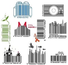 Barcodes from Japan III