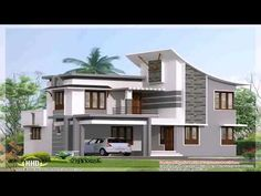 Independent House For Sale At Karkhana,Secunderabad Contemporary House Plans, Modern House Plans, Modern House Design, Modern Contemporary, Innovative Architecture, Modern Architecture House, Architecture Design, Amazing Architecture, Independent House