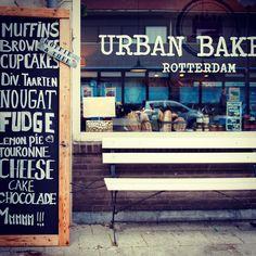 Urban Bakery goes #hoogstraat. Leuk stukje op www.dichtbij.nl  #hoogkwartier #dichtbijrotterdam #hoogstraat #urbanbakery #urbanbakeryrotterdam #hofbogen