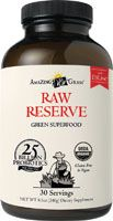 Amazing Grass Green SuperFood® Raw Reserve Drink Powder Unflavored