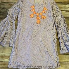 We love this dress in lilac!!! $44.95