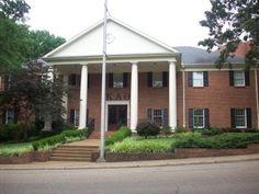 Theta at University of Mississippi