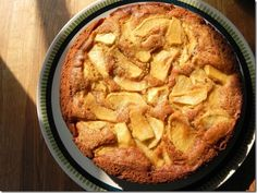 Rustic Apple Cake With Yogurt - Greek yogurt recipes curated by SavingStar Grocery Coupons. Save money on your groceries at SavingStar.com