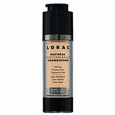 LORAC Natural Performance Foundation in NP 2 - light #sephora