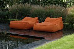 Paola Lenti float arancio