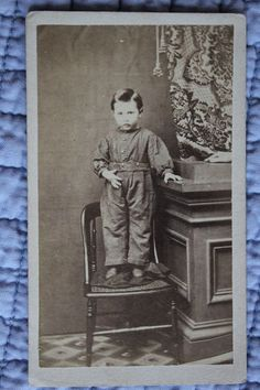 Civil War Very Cute Boy Shirt Buttoned to Trousers Adorable | eBay