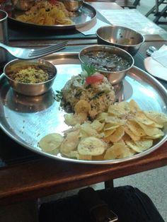 Restaurante Govinda: Maniçoba vegetariana. Excelente!