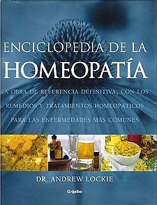 ENCICLOPEDIA DE LA HOMEOPATIA.  ANDREW LOCKIE    SIGMARLIBROS