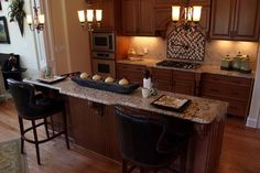 Quick fix for ugly counter tops