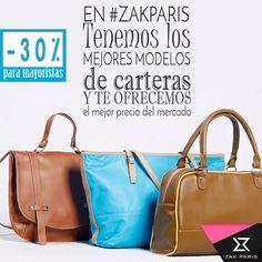 En #Zakparis Tenemos los mejores Modelos de carteras y te ofrecemos el mejor precio del mercado >> Zakparis.com Calidad + Estilo!  #Carteras #Moda #Estilo #Glam #FashionLove #bolsos #clutch #bag  #Mochilas #Zak #Zaklove