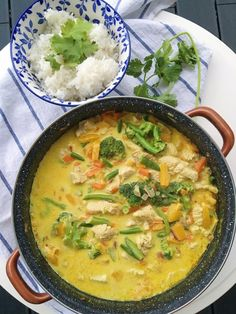 Lidl, Poultry, Thai Red Curry, Risotto, Turkey, Chicken, Ethnic Recipes, Soups, Indie