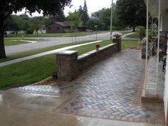 garden design garden design with large small front yard front yard patio design ideas - Front Yard Patio Ideas