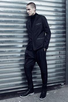 Alexander Wang - Spring 2013 Menswear - Look 15 of 19