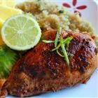 spicy garlic lime chicken (I made this and altered the recipe a tad for baking the chicken...was DELICIOUS)