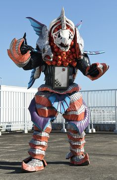 Alien Suit, Japanese Superheroes, Monster Costumes, Superhero Design, Monster Design, Fursuit, Power Rangers, Creatures, Scene