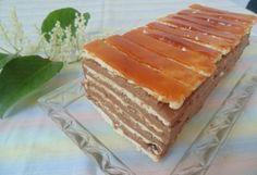 Dobos-torta Lizinka konyhájából   NOSALTY – receptek képekkel