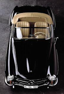 vintage mercedes convertible