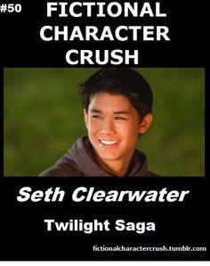 #50 - Seth Clearwater from Twilight Saga
