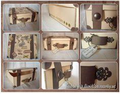 valise urne avec tuto (suitcase)