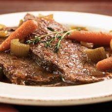 Weight Watchers Spicy Pot Roast Recipe