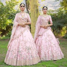 """To see the world in a grain of sand and heaven in a wildflower, hold infinity in the palm of your hand and eternity in an hour. Indian Bridal Outfits, Indian Bridal Lehenga, Indian Dresses, Wedding Lehnga, Bridal Sarees, Bridal Lehenga Collection, Asian Bridal, Lehenga Designs, Indian Attire"