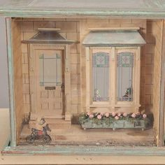 room boxes miniatures | Share on facebook Share on Twitter Share on Pinterest Share on Email ...