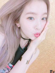 Irene (Red Velvet) - MTV The Show Selca