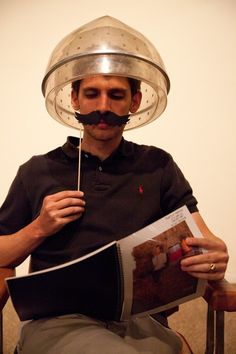 moustache :) moustache