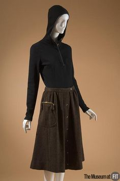 Skirt    Bonnie Cashin, 1961    The Museum at FIT